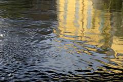 motala strm IV (gunnar.berenmark) Tags: norrkping sweden sverige water surface mirror spegling vatten yta motalastrm