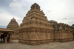 Dravidian style Architecture (VinayakH) Tags: bhoganandeeshwaratemple karnataka india temple nandihills chikkaballapura chola ganga hoysala tipusultan religious historic