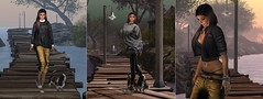 i walk a lonely road (nicandralaval1) Tags: ipimene fashion hair littlebones zd eaterscoma hillyhaalan blueberry tantalum jewelry theblackdotproject attitudeisanartform aa maitreya secondlife firestormviewer uber freebies shoes