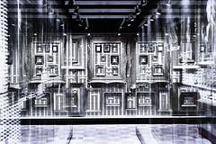 Framing Bias (armand.gerstenberger) Tags: ifttt 500px frames bwish met metropolitan museum art nikon d810 lines armand gerstenberger