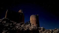 Rocca by night (f.dimeo85) Tags: rocca calascio abruzzo castle wild stars outdoor
