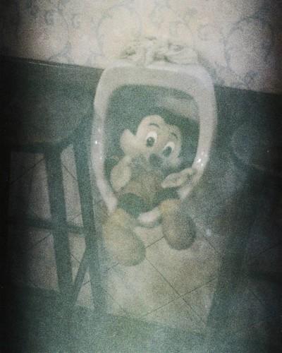 Tipo um Mickeytório.  #filmisnotdead