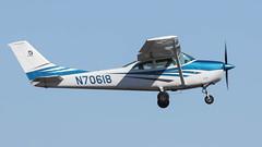 Cessna 182M N70618 (ChrisK48) Tags: 182 1968 aircraft airplane cessna182m dvt kdvt n70618 phoenixaz phoenixdeervalleyairport