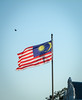 Malaysia flag waving on the blue sky (phuong.sg@gmail.com) Tags: asia asian banner blue closeup country curve east eastern ethnic ethnical flag fluttering flying full gambling glory horizontal icon isolated johor kuala lumpur malaysia malaysian nation national nationalism part patriotic patriotism penang pole proud red ripple sky south southern state symbol united unity waves wind windy yellow