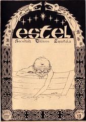 Sociedad_Tolkien_Espanola_Revista_Estel_10_portada (Sociedad Tolkien Espaola (STE)) Tags: ste estel revista tolkien esdla lotr