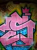 pink (Ian Muttoo) Tags: dsc77341edit ufraw gimp toronto ontario canada graffiti art street orangeoffices 642kingstw skam