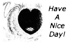 Have A Nice Day! (merripat) Tags: haveaniceday heart screwingaround