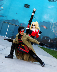 IMG_8262 (willdleeesq) Tags: cosplay cosplayer cosplayers longbeachcomiccon longbeachcomiccon2016 lbcc lbcc2016 longbeachconventioncenter dccomics harleyquinn redhood