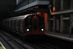 Bombardier S8 Stock DM Car #21116 (busdude) Tags: bombardier s8 stock dm car driving motor tfl transport for london underground londonunderground s sstock