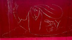 Stay up (marcn) Tags: nh nashua newhampshire unitedstates us graffiti