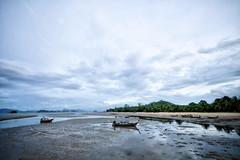 Koh Yao Yai (Ma Poupoule) Tags: thailande asie asia mer sea cloud clouds bateau boat koh yao yai kohyaoyai phangnga phang nga