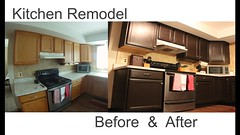 Kitchen Cabinets - Easy Refinish and Remodel (davewirth.blogspot.com) Tags: kitchen cabinets easy refinish remodel httpdavewirthblogspotcom201610kitchencabinetseasyrefinishandhtml last year we refinished our using rustoleum cabinet transformations kit it wasnt some other people have said was lot work but for under 100 were able completely entire httpyoutubeugbpfk65ud8