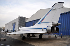 Super MIRAGE 4000 Muse de l'air et de l'espace LBG (airlines470) Tags: super mirage 4000 lbg airport