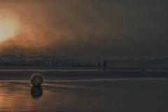 Sonnenaufgang... (hobbit68) Tags: beach sky himmel clouds ozean sommer andalucia outdoor sonne wolken old strand night canon wasser sonnenaufgang sonnenschein holiday alt playa espana spanien urlaub ufer meer