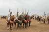 Fantasia - horseshow, Morocco (Hans Olofsson) Tags: 2016 essaouira marocko morocco fantasia horseshow