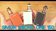 Liked on YouTube: SMOK Micro ONE 150 Kit! Giveaway! (JacobL321) Tags: hotguy hotgirl quitsmoking startvaping combustionisdead vape vapelife driplife vapepics coilporn wireporn wireart vapefam