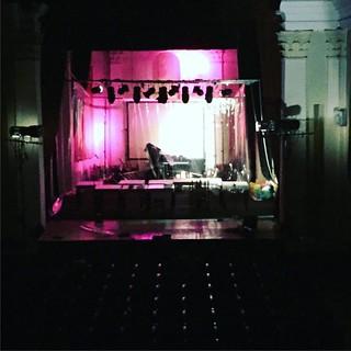 "Stasera ""Macbeth"" a Montebelluna #tournée #teatrobresci #theatrelife #theaterlife #400shakespeare"