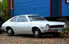 Pinto (azu250) Tags: ford pinto