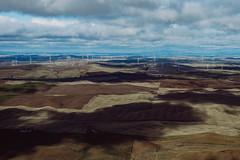 Speak The Word Of The Winds (Pedalhead'71) Tags: garfield washington unitedstates us steptoe landscape palouse windmill steptoebutte