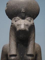 Sekhmet (Aidan McRae Thomson) Tags: britishmuseum london ancient egyptian statue sculpture sekhmet goddess