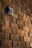 Prielmayerstrasse (H.H. Mahal Alysheba) Tags: munich münchen snapshot red brick wall germany lumix gx7 leicadg summilux 25mmf14
