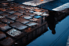 deep end (ewitsoe) Tags: street thoughts memories nikon cobblestones ewitsoe sobriety sober urban city life living shadow wet rain