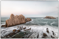 _MG_0347 (Borja Maza) Tags: cantabria landscape rocas arnía playadelaarnía paisaje