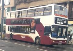 Lothian Buses 675 SN04 ABX (CYule Buses) Tags: transportforedinburgh dennistrident dennistridentpresident lothianbuses 675 sn04abx