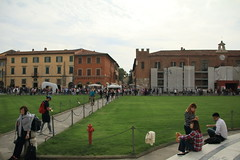 IMG_2631 (goaniwhere) Tags: italy siteseeing historical historicalsite pisa leaningtower church holiday travel vacation outdoor laspezia