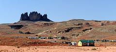 quelque part dans l'ouest Amricain (AlCapitol) Tags: ouestamricain pics maison house village nikon d800