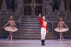 Cast change: Alexander Campbell to dance in <em>The Nutcracker</em> on 10 January 2018