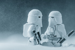 winter wonder accidents (jooka5000) Tags: snowtroopers starwars lego toys snowing hoth accident frozen incamera winterwonder photography landscape snow ice legography toyphotography scenery diorama creativity cool skyisblueandsnowiswhite planet