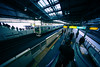 Day 353/366 : JR Tabata Station (#23/29) (hidesax) Tags: 353366 jrtabatastation 2329 yamanoteline station platform tabata kitaku tokyo japan hidesax sony a7ii voigtlander 10mm f56 366project2016 366project 365project