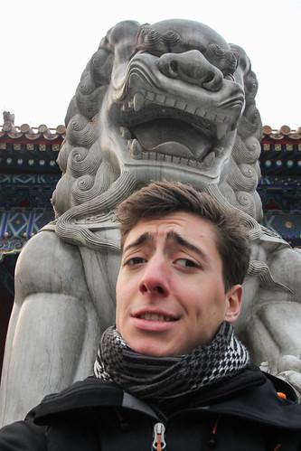Dragon Selfie