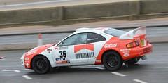 Toyota Celica - Deeley (rallysprott) Tags: sprott wdcc rallysprott 2016 promenade stages rally new brighton wirral wallasey motor club rallying sport car nikon d7100 toyota celica deeley