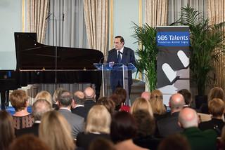 Michel Sogny Gala SOS Talents 2016