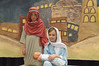 Mary and Joseph Nativity Scene (aaronrhawkins) Tags: nativity children kids boy girl baby play christmas morning bethlehem star inn robes story church party innocent costumes bible aaronhawkins