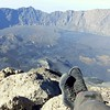 Climbing Fogo Volcano in Cape Verde with @LemsShoes boots by @joaoleitao #travel #LiveEasyandMinimal (João Leitão ★ Nomad Revelations) Tags: travel traveling blogger explore world tourism adventure instagram