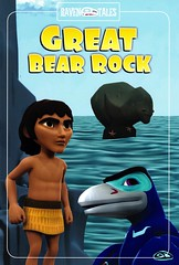 Great Bear Rock (Vernon Barford School Library) Tags: vernon barford library libraries new recent book books read reading reads junior high middle school vernonbarford nonfiction paperback paperbacks softcover softcovers folklore nativepeoples native people peoples canada canadian canadians american americans alaska nativeamerican nativeamericans haida haidas legend legends legendary raven ravens legendarycharacter legendarycharacters character characters bird birds graphic novel novels graphicnovel graphicnovels graphicnonfiction david bouchard simon daniel james chris kientz great bear rock 9781770581524 fnmi bookcover bookcovers cover covers firstnationsinuitmetis firstnations aboriginal comics cartoons