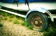 Old Boat (roohoddell) Tags: england shells beach landscapes kent whitstable