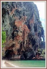 Tham-Phra-Nang_Nai_Railay-East_Thailand_worldtour-outdoorexperience_julien-diot (juliendiotworldtour) Tags: beautiful rock thailand climbing caves krabi tonsai railay
