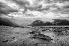 'Skeena River' (Canadapt) Tags: mist storm mountains rain clouds river landscape rocks bc skeena canadapt