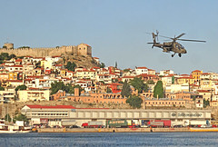 Macedonia  Kavala airshow, Greece, apatsi helicopter of the hellenic airforce over the port (Macedonia Travel & News) Tags: greece macedonia macedonian ancient greek culture vergina sun thasos island kavala philippi orthodox republic prilep tetovo bitola kumanovo veles gostivar strumica stip struga negotino kavadarsi gevgelija skopje debar matka ohrid heraclea lyncestis history alexander great philip macedon nato eu fifa uefa un fiba aegeanmacedonia greecemacedonia macedonianstar verginasun aegeansea macedoniapeople macedonians peopleofmacedonia macedonianpeople mavrovo macedoniablog bayofbones 14344528 macedoniagreece makedonia timeless macédoine mazedonien μακεδονια македонија travel
