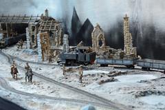 Wipers, Fish hook & Menin Railway (Binnsfamily) Tags: uk kent expo models gauge narrow 2014 swanley