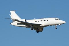 F-RAFD - Dassault Falcon 2000LX - Arme de l'air - Escadron de Transport ET 60 - msn 237 (TLS Plane Spotting) Tags: de nikon 2000 force aircraft air transport sigma falcon toulouse blagnac avion tls lair arme dassault cotam et60 escadron lfbo prsidentiel jetpriv