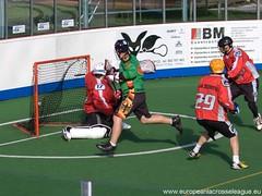 European Lacrosse League 2014, play-offs (LCC Radotín) Tags: lacrosse 2014 ell boxlacrosse boxlakros lakros deutschlandadler sikadominik lccustodes europeanlacrosseleague fotoemilmoravec