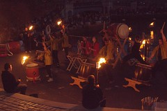 Taiko Drummers 7
