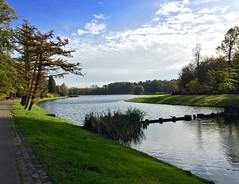 Tervuren Park (Slmnc) Tags: park nature belgium belgique lac bruxelles tervuren parc verdure iphoneography