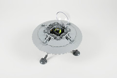 lego UFO project - atana studio (Anthony SÉJOURNÉ) Tags: fiction black project studio flying fifties desert lego mail box alien cockpit science ufo area anthony 51 creator 50 ideas annes zone saucer volante soucoupe atana séjourné