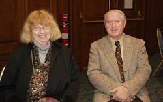 Marita Krivda Poxon & Gerry Sweeney
